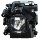 Original Inside lamp for DIGITAL PROJECTION iVISION 20SX+UW projector - Replaces 105-495 / 109-688