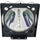 Original Inside lamp for EIKI LC-7100 projector - Replaces 610 264 1943