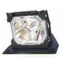 Original Inside lamp for PROJECTOREUROPE TRAVELER 757 projector - Replaces LAMP-026