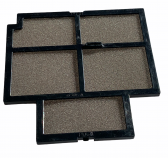 Genuine HITACHI Replacement Air Filter For CP-X345 Part Code: NJ09702