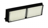 Genuine EPSON Replacement Air Filter For PowerLite 6100i Part Code: V13H134A12 / ELPAF12 (Smoke)