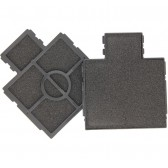 Genuine 3M Replacement Air Filter For S55 Part Code: NJ09702