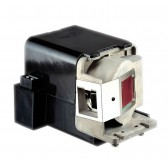 Original Inside lamp for BENQ MS510 projector - Replaces 5J.J3S05.001