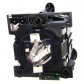 Original Inside lamp for DIGITAL PROJECTION DVISION 30-1080P-XL projector - Replaces 105-824 / 109-387