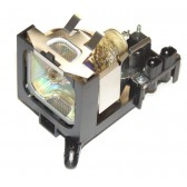 Original Inside lamp for EIKI LC-SD12 projector - Replaces 610 308 3117