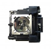 Original Inside lamp for EIKI LC-WS250 projector - Replaces 610 349 0847 / 610 350 2892
