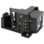 Original Inside lamp for EIKI LC-XB21A projector - Replaces 610 330 4564