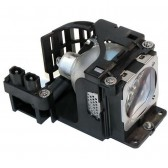 Original Inside lamp for EIKI LC-XB33N projector - Replaces 610 334 9565 / LMP115