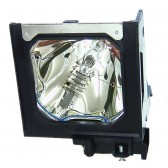 Original Inside lamp for EIKI LC-XG200 projector - Replaces 610 301 7167