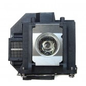 Original Inside lamp for EPSON EB-455Wi projector - Replaces ELPLP57 / V13H010L57