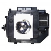 Original Inside lamp for EPSON EB-W8D projector - Replaces ELPLP55 / V13H010L55