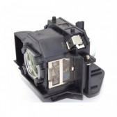 Original Inside lamp for EPSON MovieMate 30S projector - Replaces ELPLP33 / V13H010L33