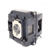 Original Inside lamp for EPSON PowerLite 96W projector - Replaces ELPLP60 / V13H010L60