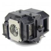 Original Inside lamp for EPSON PowerLite S8+ projector - Replaces ELPLP54 / V13H010L54