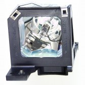 Original Inside lamp for EPSON PowerLite S1 projector - Replaces ELPLP25 / V13H010L25