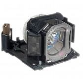 Original Inside lamp for HITACHI CP-RX82 projector - Replaces DT01151