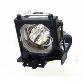Original Inside lamp for HITACHI CP-X3400 projector - Replaces DT00671