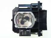 Original Inside lamp for HITACHI ED-AW110N projector - Replaces DT01091 / CPD10
