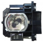 Original Inside lamp for HITACHI ED-X52 projector - Replaces DT01141