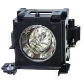 Original Inside lamp for HITACHI CP-X256 projector - Replaces DT00757