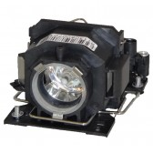 Original Inside lamp for HITACHI CP-X3W projector - Replaces DT00821