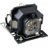 Original Inside lamp for HITACHI CP-X4 projector - Replaces DT00781