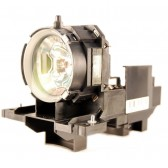 Original Inside lamp for HITACHI CP-X600 projector - Replaces DT00771