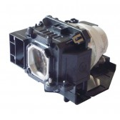 Original Inside lamp for NEC M300WS projector - Replaces NP17LP / 60003127