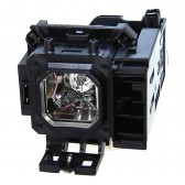 Original Inside lamp for NEC NP905 projector - Replaces NP05LP / 60002094