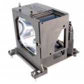 Original Inside lamp for SONY VPL VW40 projector - Replaces LMP-H200 / 994802350