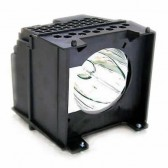 Original Inside lamp for TOSHIBA 56HM16 projector - Replaces Y67-LMP / 72514011 / 75008204