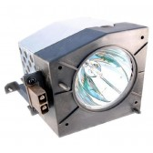 Original Inside lamp for TOSHIBA 62HMX85 projector - Replaces 23311153 / 23311153X / 23311153A