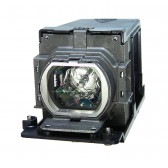 Original Inside lamp for TOSHIBA TLP XE30 projector - Replaces TLPLW11 / TLPLW12